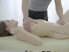 Massage, Teen, Nudist, Boobs