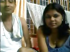 Amatriçe, Indienne, Webcam