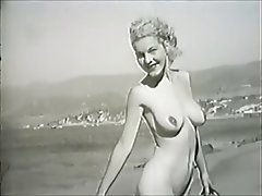 Amateur, Beach, Big Boobs, Vintage