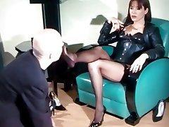 BDSM, Femme dominatrice, Fétichisme des pieds, Látex