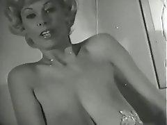 Big Boobs, Lingerie, MILF, Vintage