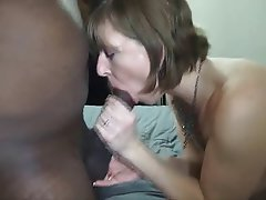 Creampie, Interracial
