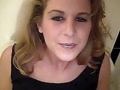 Blondýna, Creampie, Zralé ženy, MILF