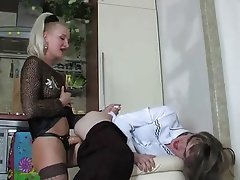 Sado mazo, Výstřik, Žena nadvláda, Ruský