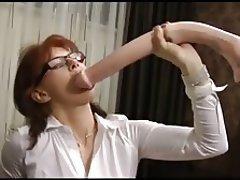 Anal seks, Kızıl saçlı