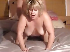 BBW, Big Boobs, Creampie, Hardcore
