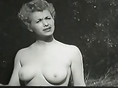 Babe, Big Boobs, Softcore, Vintage