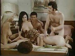Skupinový sex, Chlupaté, MILF, Swingers