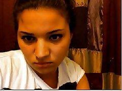 Arab, Masturbation, Webcam