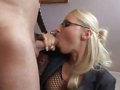 Anal, Blonde, Hardcore, MILF