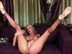 Babe, Big Tits, Panties, Stockings