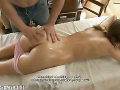 Minettes, Massage