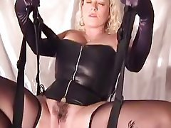 BDSM, Big Boobs, Blonde, Mature
