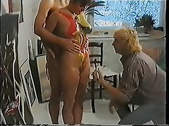 Cumshot, Threesome, Vintage