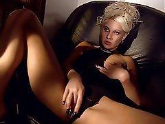Anal, Babe, Blonde, Threesome