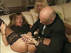 German, Group Sex, MILF, Old and Young