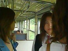Asian, Japanese, Threesome