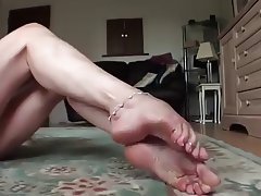 Foot Fetish, MILF
