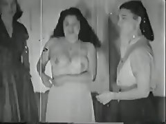 Lesbian, Spanish, Threesome, Vintage