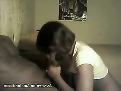 Ebony, Blowjob, Amateur