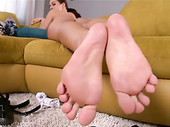 Amateur, Blowjob, Casting, Feet