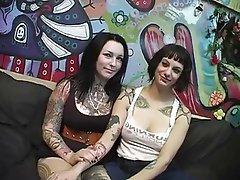 Lesbian, Tattoo