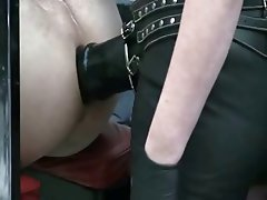Anal, Femme dominatrice, Gode ceinture
