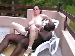 Anal, Big Boobs, Interracial