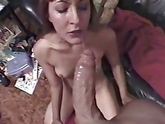 BDSM, Blowjob, Facial, Spanking