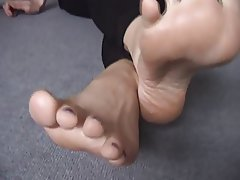 Amateur, Close Up, Foot Fetish