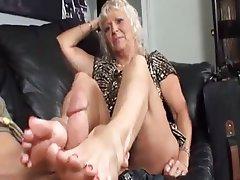 Fuß Fetisch, Reifen, Alt Und Jung