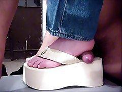 Close Up, Foot Fetish