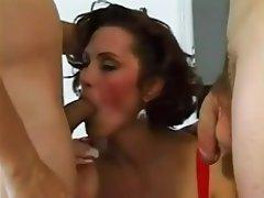 Anal, Double Penetration, MILF, Pornstar