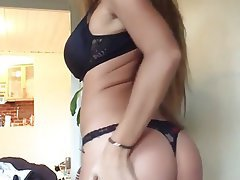 Amateur, Big Boobs, Brunette, Webcam