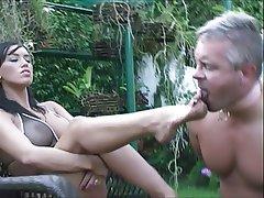 Ass lízání, Žena nadvláda