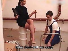 Femme dominatrice, Fétichisme des pieds, Germanique