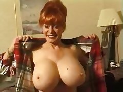 Big Boobs, Pornstar, Vintage