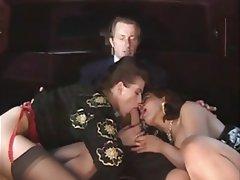 Group Sex, Threesome, Vintage