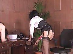 BDSM, Spanking, Strapon