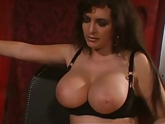 BDSM, Big Boobs, Brunette, Femdom