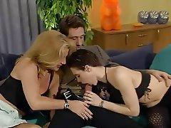 Anal, Deutsch, Gruppensex, Strumpfhose
