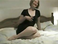 Amatér, Blondýna, Tvrdé sex, MILF