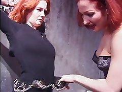 BDSM, Lesbian, Redhead, MILF