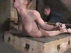 Tvrdé sex, Onanie, Orgasmus