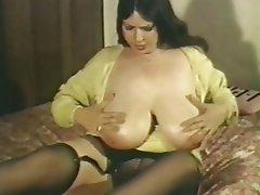 BBW, Big Boobs, Mature, Stockings