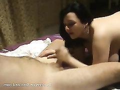 BBW, Big Tits, Cumshot, Stockings