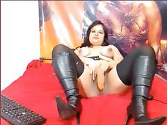BDSM, Big Boobs, Masturbation, Webcam