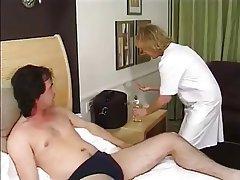 Reifen, MILF, Massage