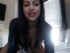 Grands seins, Masturber, Webcam