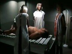 BDSM, Blonde, Célébrité, Femme dominatrice